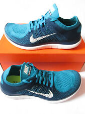 nike free flyknit 4.0 mens running trainers 631053 401 sneakers shoes