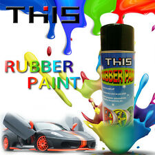 Rubber Coat Dip Paint Plastic Rubber Coating Spray 450ml