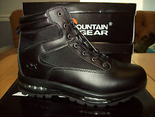 Mountain Gear Men's Crosbey LE Hiking Boots #310051-532 All Black
