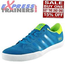 Adidas Originals Mens Lucas Puig Limited Edition Trainers Blue * AUTHENTIC *