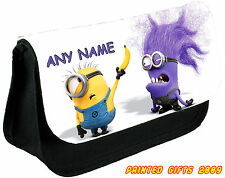 Despicable Me Minions 4 Personalised Pencil Case / Make up bag