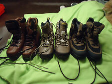 patagonia, timberland and rei hiking boots   gore tex  nwob  11.5 m