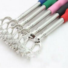 High Quality Six Colors Stainless Bear Claw Back Scratcher Extendable To 23''