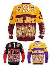 NBA Basketball Team Logo PLAYER Ugly Sweater - Pick Your Team/Player!