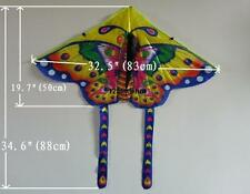 """Cute&Colorful Butterfly Kite,Childs Toy,Outdoor Toy,Beach Fun Toy,Kids Gift -32"""""""