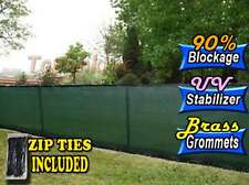 New Privacy Screen Fence Mesh Windscreen Outdoor Backyard Fencing Privacy