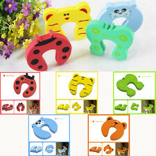 2/4 Animal Door Jammer Finger Guard Child Baby Infant Safety Stopper Protector