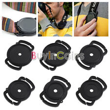 Universal Anti-lost Lens Cap Camera Buckle Lens Cap Holder CA BE