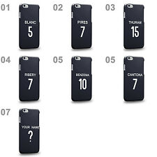 France National Football Team Famous Soccer 2014 Home Jersey B Phone Case Cover