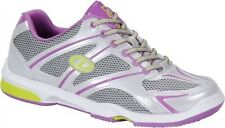 DEXTER MEGAN WOMEN BOWLING SHOE RIGHT HANDED SILVER/PURPLE SIZE