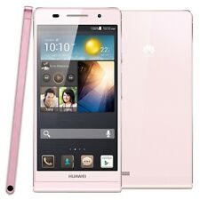 "Original HUAWEI Ascend P6 Quad Core 4.7"" HD IPS Android 4.2 Unloceked Smartphone"