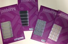 Jamberry Nails Wraps Half Sheets  Fall/Winter Wraps - FREE SHIPPING *NEW*