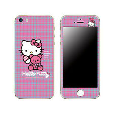 Hello Kitty Skin Decal Sticker iPhone6 Plus Universal Mobile Phone Bear & Ribbon