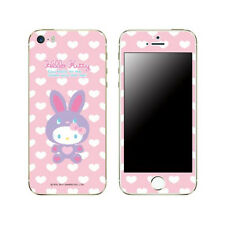Hello Kitty Skin Decal Sticker iPhone Galaxy Universal Mobile Phone Violet Bunny