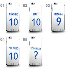Italy National Football Team Famous Soccer Away Jersey B Phone Case Cover