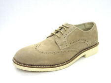 MENS AM SHOE COMPANY SMART SUEDE LEATHER LACE UP BROGUE STYLE FORMAL SHOES 274