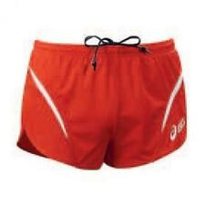 ASICS Running Shorts Men's Athletics MELBOURNE red white T223Z6