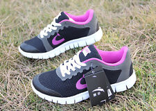 New Breathable Mesh Running Shoes Womens Sports Sneakers Athletic Shoes 5 Colors