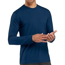 Icebreaker Men's Tech T Lite 150g LS Long Sleeve Shirt NEW  Merino Wool Largo