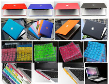 "For MacBook Pro 15"" Retina Hard Case Cover+ Keyboard Screen Skin+ Anti Dust Plug"