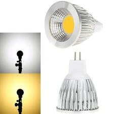 NEW MR16 7W COB LED Spot Light Lamp Bulb High Power Energy Saving 700LM DC/AC12V