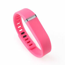 LARGE Replacement Wrist Band &Clasp for Fitbit Flex Bracelet +Buckle