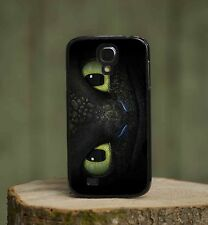 Night Furry How Train Dragon Phone Case Cover for Samsung Galaxy S3 S4 S5 mini