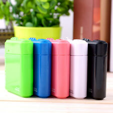 Portable LED USB 4 AA External Battery Emergency Power Charger For Phone Mp4 F5