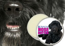 PORTUGUESE WATER DOG NOSE BUTTER® Organic Handcrafted for Dry, Crusty Noses