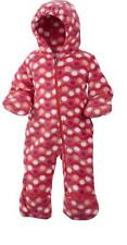 Columbia Snowtop II Bunting Infant Winter Fleece Snowsuit Coverall NEW NWT Soft!