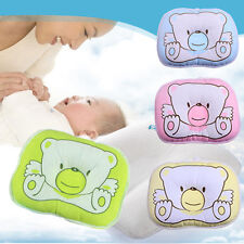 Cute Infant Neck Support bedding Print Bear Head Shape Baby Shaping Pillow New