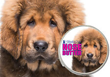 TIBETAN MASTIFF NOSE BUTTER® Organic, Handcrafted for Dry, Crusty Noses