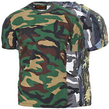 Game T-Shirt Army Militär Camo Camouflage Outdoor Armee