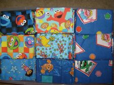 DISNEY,KIDS,& MISC HAND CRAFTED REMOVEABLE PILLOW CASE COVERS A-P (GROUP 1 OF 2)