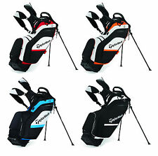 Taylormade Supreme Hybrid Golf Stand Bag- 4 Color Options- New Golf Stand Bag