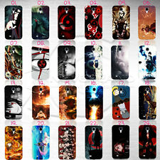 ★Naruto★ Pattern Skin Case Cover Protector for Samsung Galaxy S3/4/5 NOTE 2/3