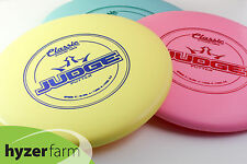 Dynamic Discs CLASSIC BLEND JUDGE *pick a weight & color* disc golf Hyzer Farm