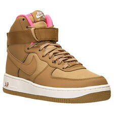 Nike Air Force One 1 High Golden Tan 315121 204 Mens NEW IN BOX Sneaker Shoe