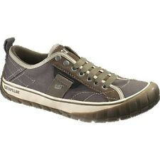 CATERPILLAR P714320 NEDER CANVAS Men's Brown Slip-Resistant Casual/Work Shoes