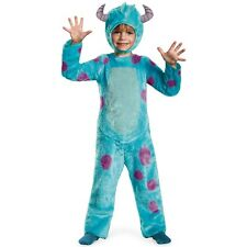 Sulley Toddler Deluxe Costume Monsters, Inc. Halloween Fancy Dress