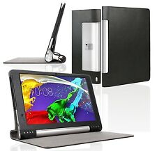 Strong-Hold Pu Leather Case / Cover for the Lenovo Yoga Tablet Series