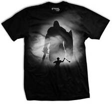 David and Goliath Athletic Fit T-Shirt
