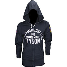 Roots of Fight Iron Mike Tyson 1988 Women's French Terry Hoodie BJJ MMA