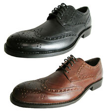 Kenneth Cole New York Mens Mind Tricks Wingtip Oxford Shoe