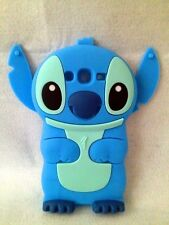 New 3D Stitch Cute Soft Silicone Case Cover For LG Samsung MOTO MOBILE PHONES 1s