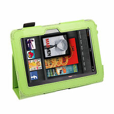 PU Leather Case Stand Holder For Amazon Kindle Fire HD 7""