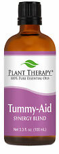 Tummy Aid Synergy Essential Oil Blend 100% Pure, Therapeutic Grade