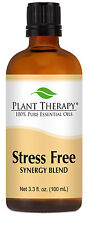 Stress Free Anti Anxiety Synergy Essential Oil Blend 100% Pure