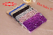 Luxury  3D Tinfoil Pattern Case Slim Marc By Marc Jacobs Cover for iPhone 6 4.7""