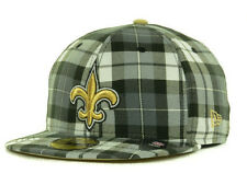 Official New Orleans Saints New Era NFL Scholar Pop 59FIFTY Fitted Hat